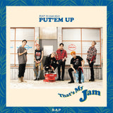 [Exclusive Pre-order] Signed B.A.P Vol.5 - Put'em Up Single-Album