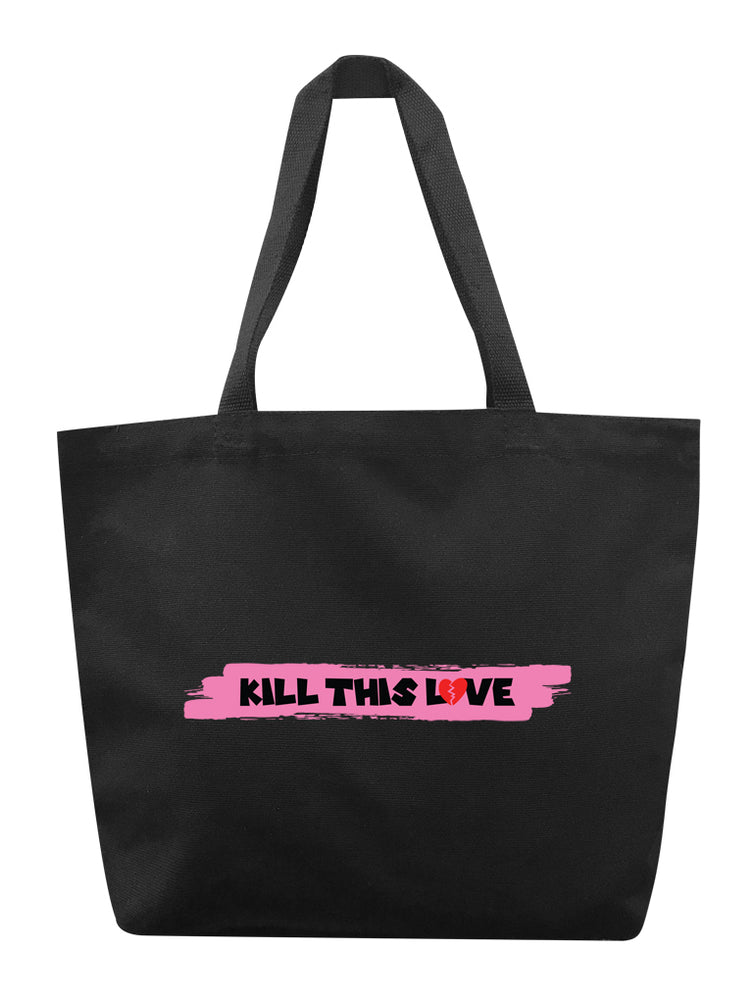 Kill This Love Brush Tote