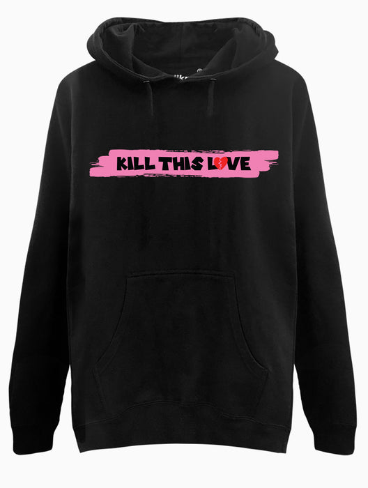 Kill This Love Brush Hoodie