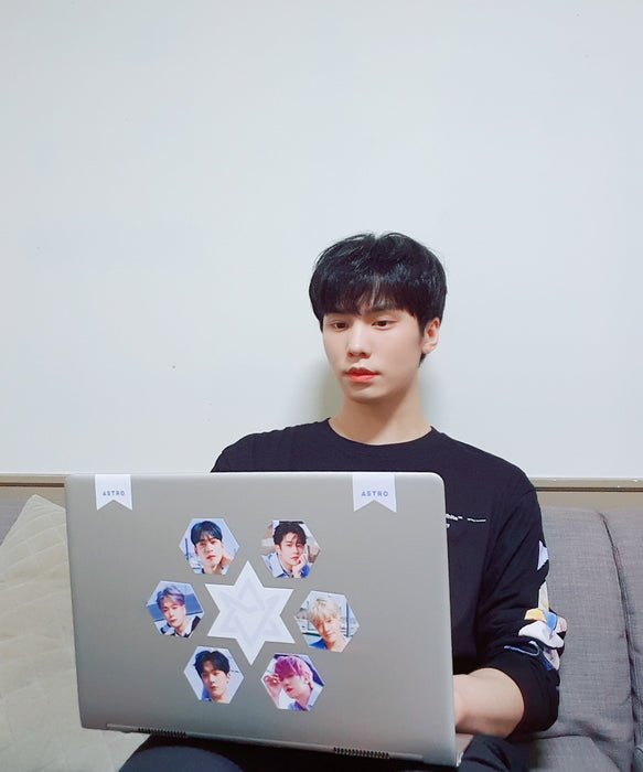 Astro 15pc Sticker Set