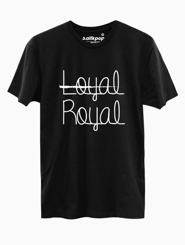 Loyal Royal Tee