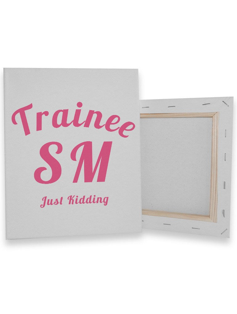 SM Trainee Canvas
