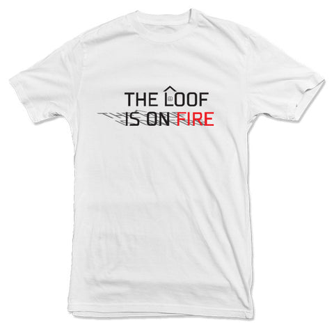 Loof on Fire Tee