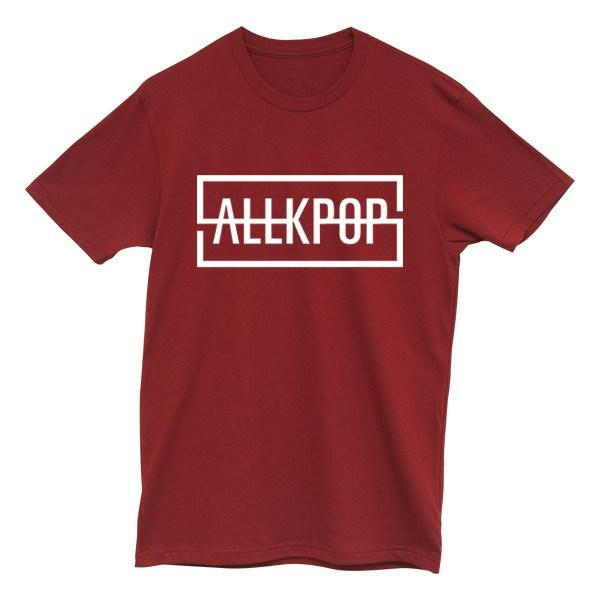 AKP Line Tee Tees AKP Male Red Small