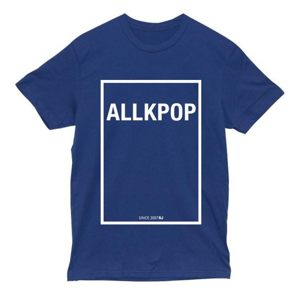 AKP Poster Tee Tees AKP Male Blue Small