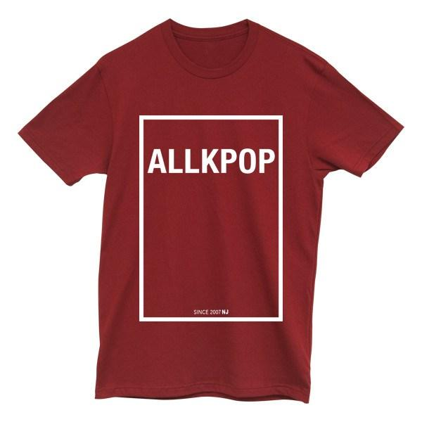 AKP Poster Tee Tees AKP Male Red Small