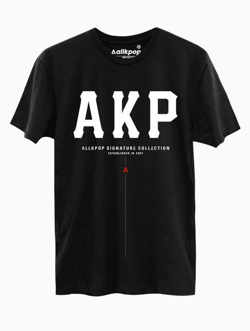 AKP Signature Bold Tee Tees AKP Male Black Small