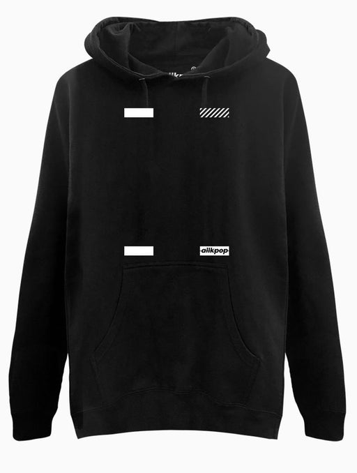 AKP Signature Corners Hoodie Hoodies AKP Unisex Black Small