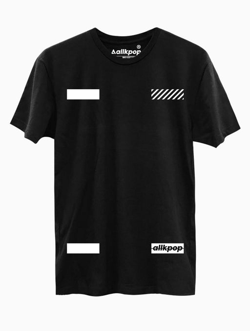 AKP Signature Corners Tee Tees AKP Male Black Small