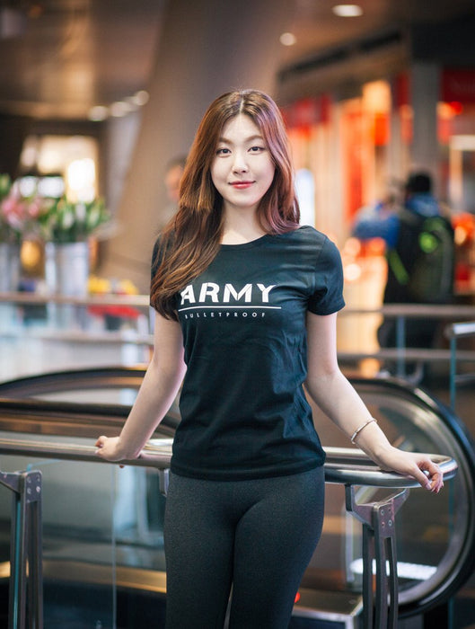 ARMY Bold Tee Tees AKP Male Black Small