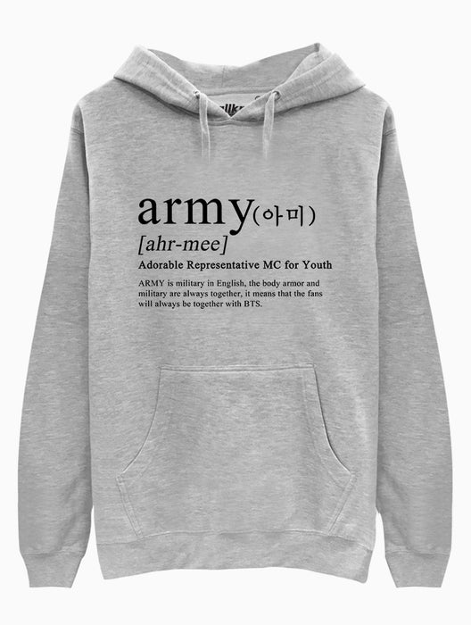 ARMY Definition Hoodie