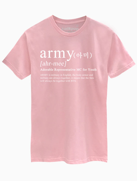 ARMY Definition Tee