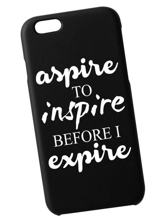 Aspire Case Phone Case AKP Black