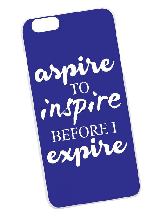 Aspire Case Phone Case AKP Purple