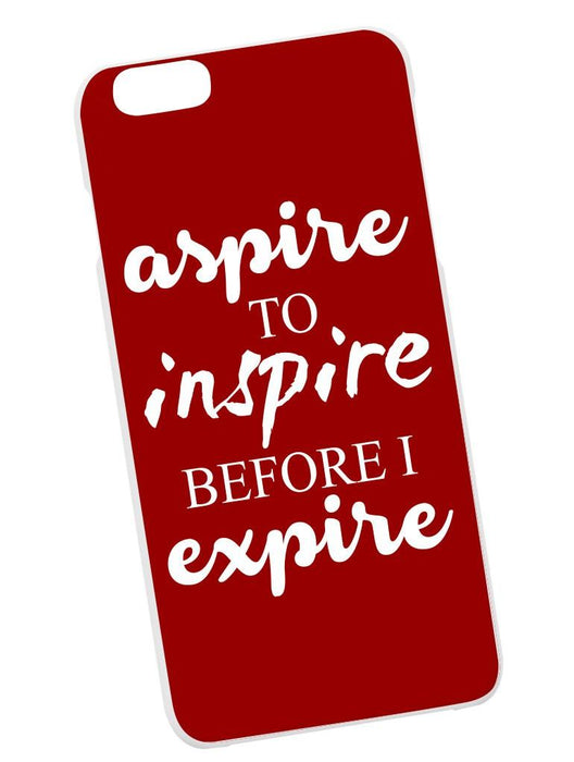 Aspire Case Phone Case AKP Red