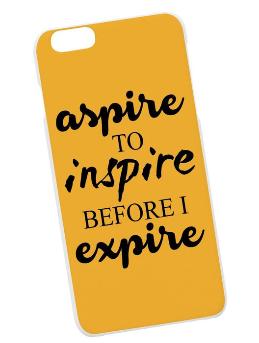 Aspire Case Phone Case AKP Yellow