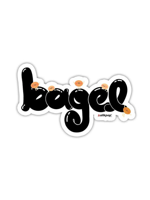 Bagel Sticker Stickers AKP