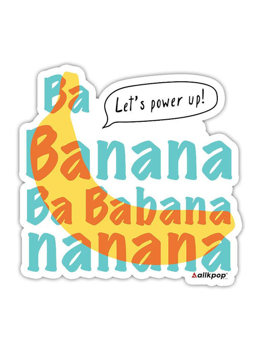 Banana Sticker Stickers AKP