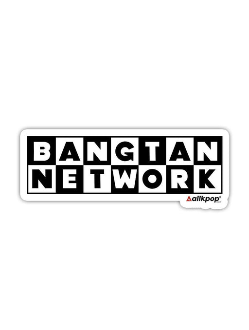 Bangtan Network Sticker Stickers AKP
