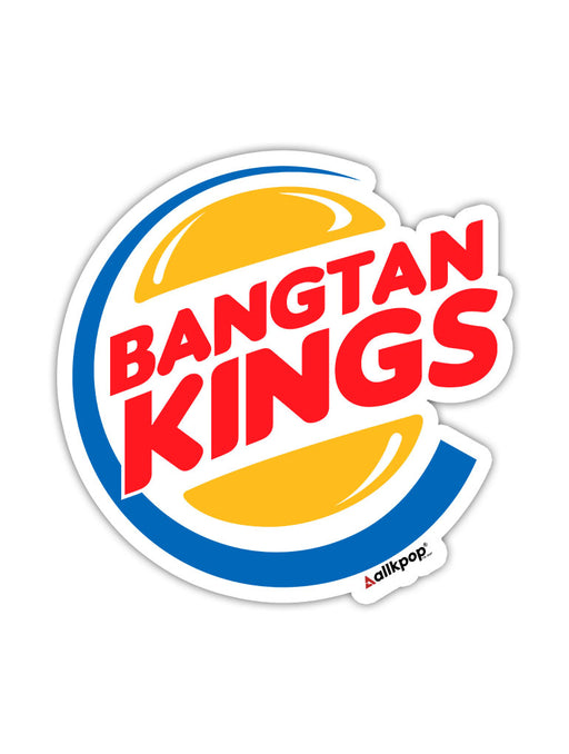 Bangtan Kings Sticker