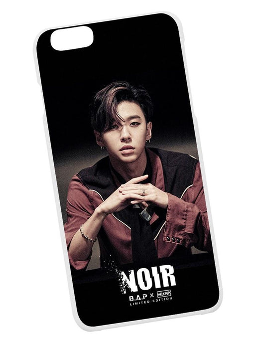 B.A.P Limited Edition NOIR Case (Bang Yong Guk) Phone Case AKP iPhone 5/5s Snap