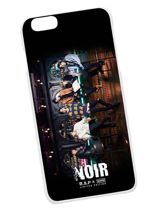 B.A.P Limited Edition NOIR Case (Group) Phone Case AKP iPhone 5/5s Snap