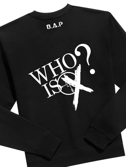 B.A.P Limited Edition NOIR Crew Crews AKP
