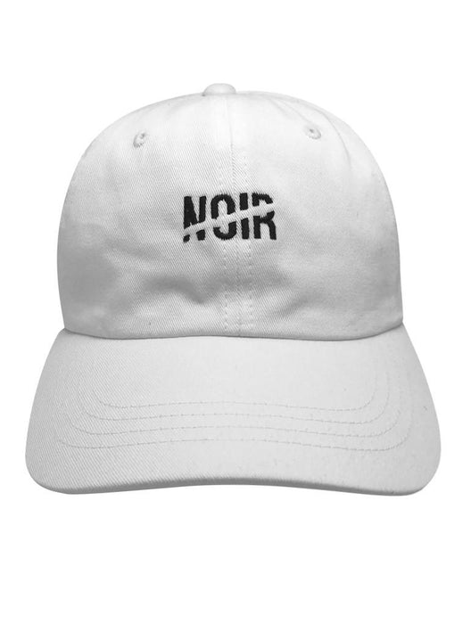 B.A.P Limited Edition NOIR Dad Hat Dad Hat AKP White