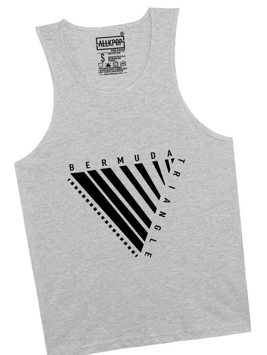 Bermuda Triangle Tank Tanks AKP Unisex Grey Small