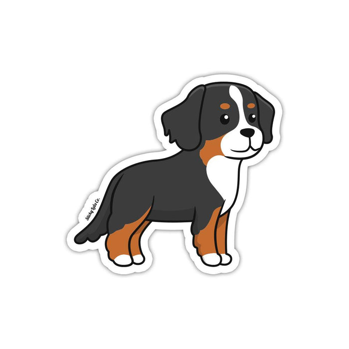 Bernese Mountain Dog Sticker