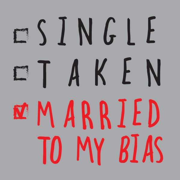 Married To My Bias Tee