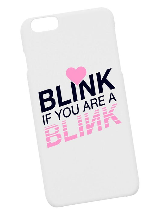BLINK IF Case Phone Case AKP White