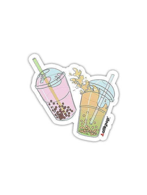 Boba Sticker Stickers AKP