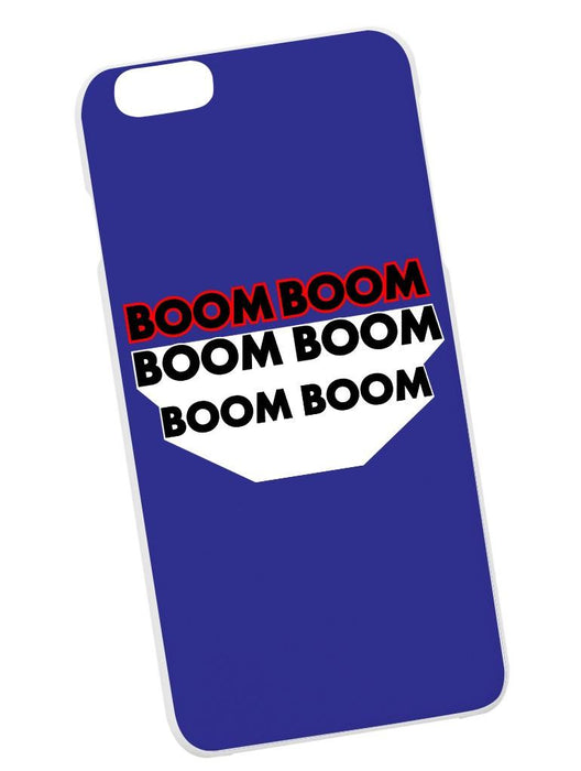 Boom Boom Case Phone Case AKP Blue