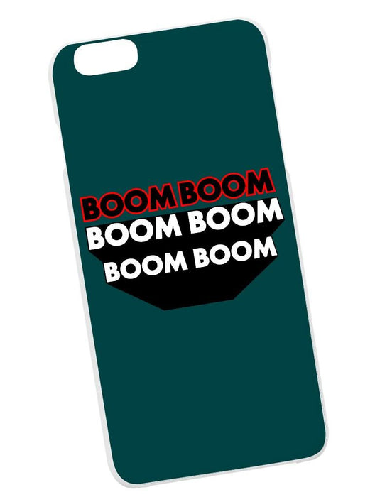 Boom Boom Case Phone Case AKP Green