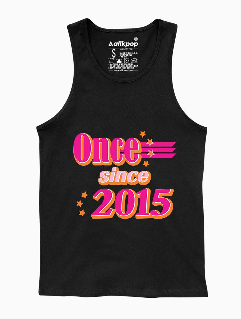 ONCE 2015 Tank