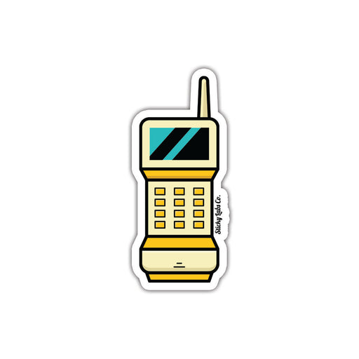 Brick Phone Sticker
