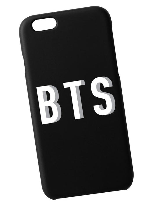 BTS Drop Case Phone Case AKP Black