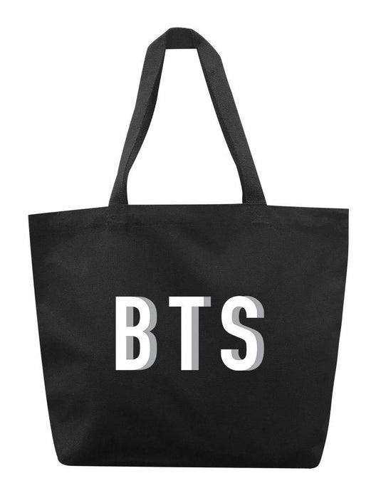 BTS Drop Tote Tote AKP Black