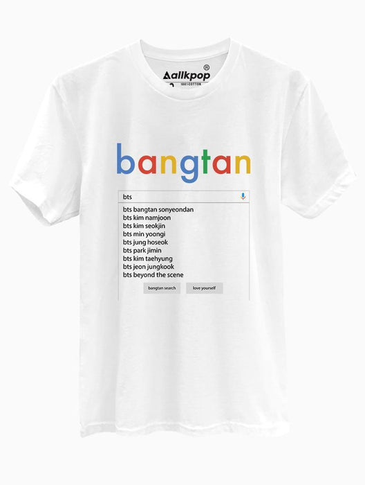 BTS Search Tee Tees AKP