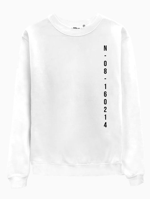 BTS This That Crew Crews AKP Unisex White Small