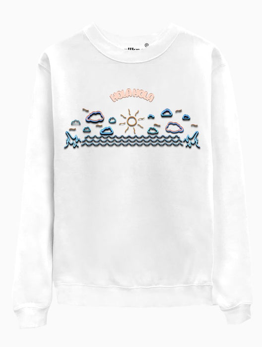 Bungee Crew Crews AKP Unisex White Small