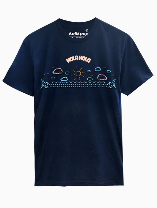 Bungee Tee Tees AKP Male Navy Small