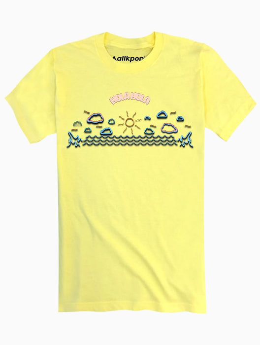 Bungee Tee Tees AKP Male Yellow Small