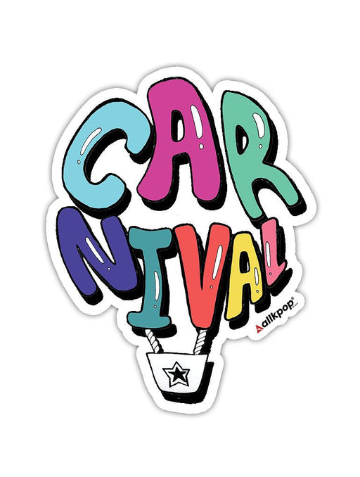 Carnival Sticker Stickers AKP