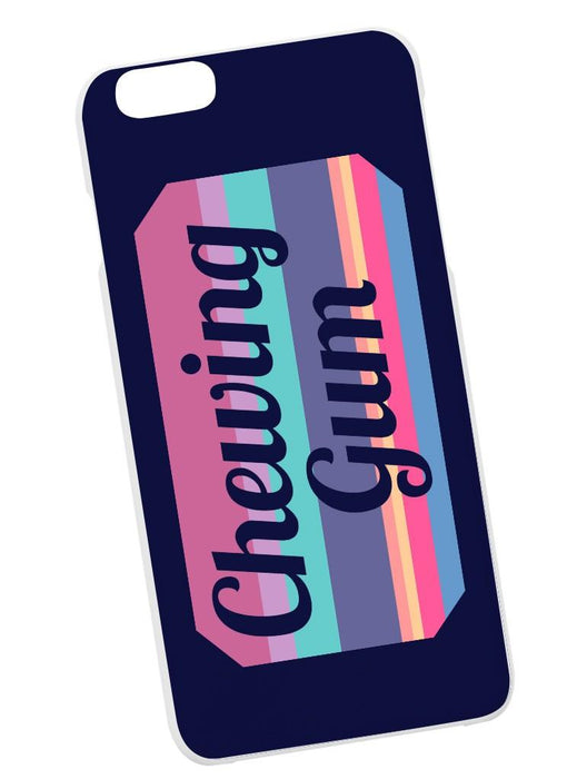 Chewing Gum Case Phone Case AKP Navy