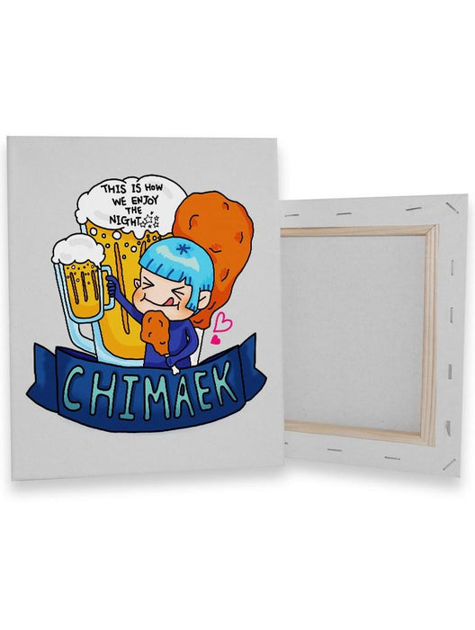 Chimaek Canvas Canvas AKP