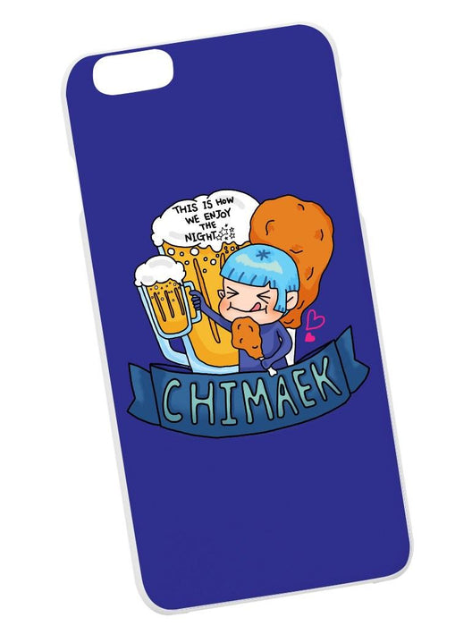 Chimaek Case Phone Case AKP Blue