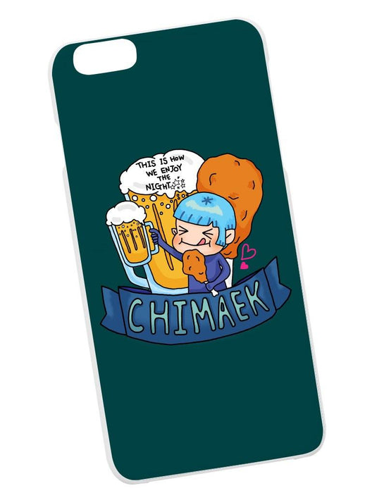 Chimaek Case Phone Case AKP Green