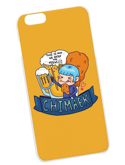Chimaek Case Phone Case AKP Yellow
